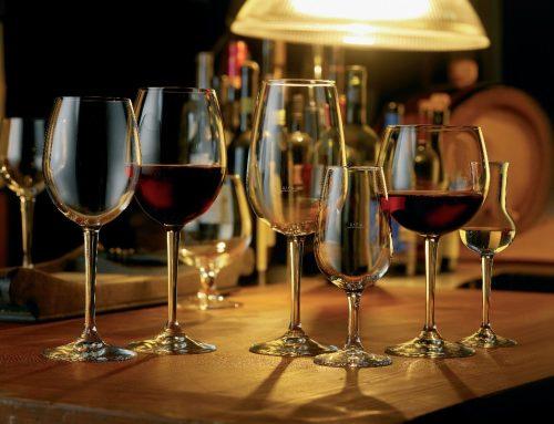 Calici in Vetro, Calici da Vino, Calici da Degustazione e molto altro