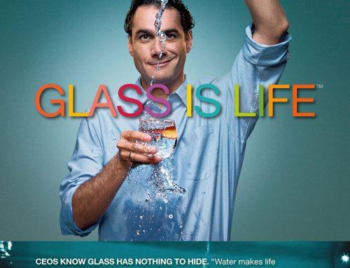 Glass Is Life™, un movimento globale per comunicare i mille vantaggi del vetro