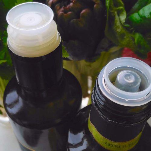 Chiusure per bottiglie da Olio