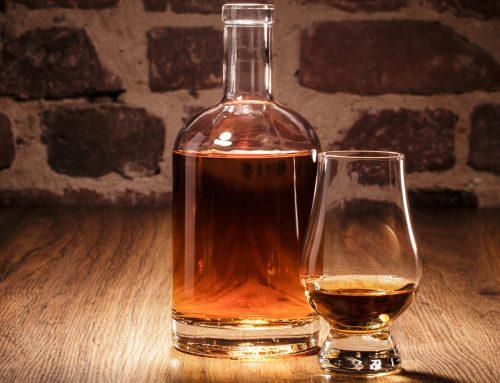Bottiglie in vetro per distillati (Italia)