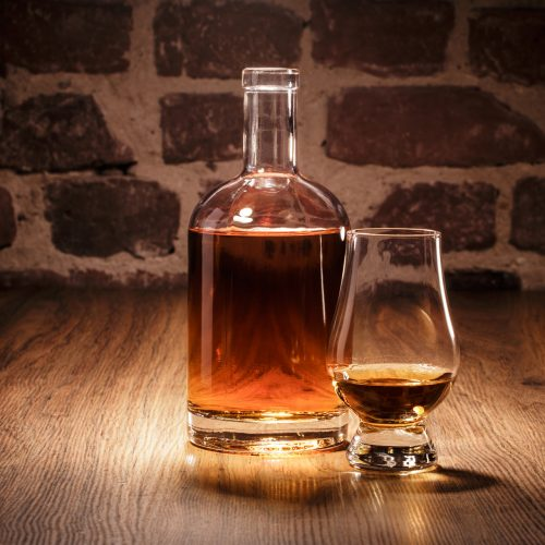 Bottiglie in vetro per distillati