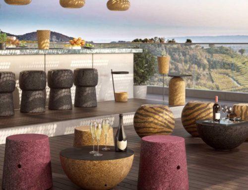 Amorim Cork Italia e il progetto Etico: ecco Suber il design sostenibile